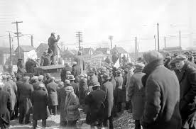 ford siege social curiosid what was the 1932 ford hunger march wdet