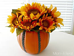 Carvable Foam Pumpkins Ideas by Pumpkin Decorating Ideas Using Foam Pumpkins Funkins Mom 4 Real