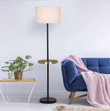 Floor Lamps With Table Attached by 10 Floor Lamps With Tables Attached That Don U0027t Look Like Your