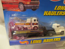 100 Hot Wheels Tow Truck Buy Long Haulers Auto City And Semi In Cheap