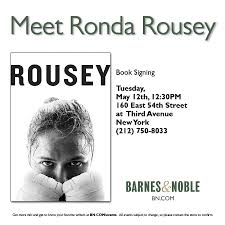 Mashfest NYC - Hey NYC, Meet Ronda Rousey Today At B&N | Facebook August 2014 Do Haeng Michael Kitchen East Village Ephemeral New York Stephen King Signs Defunct Department Stores Eleven Landmarks Designated In Midtown Yimby Joan Lunden Copies Of Her Book City Boroughs Mhattan View From Cannon Point South Every Person In 2011