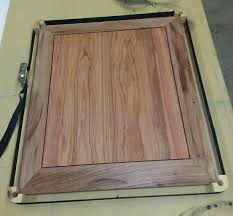 Hardwood Floor Spline Glue by Building A Black Credenza U2013 Woodworkers Source Blog