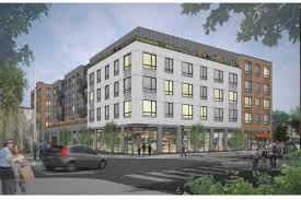 IN THE WORKS A Proposed Brighton Apartment Building Above Is Planning To Offer