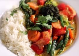 thai curry vegetarisch
