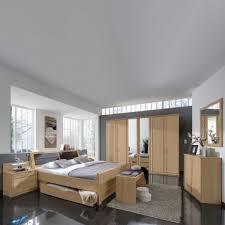 wiemann luxor 3 4 schlafzimmer doppelbett mit bettkasten drehtürenschrank 2 nachtschränke kommode wandspiegel farbausführung wählbar