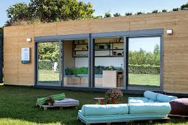 100 Modular Shipping Container Homes Container Home From Cocoon Modules Is Also Energyefficient
