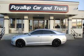 100 Lincoln Truck 2013 MKZ For Sale In Puyallup WA Puyallup Car And