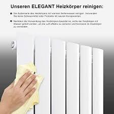 design heizkörper 630x1001mm doppellagig badezimmer wohnraum
