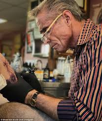 As Well Devising Pioneering Tattoo Artistry Himself Marks Parlour Has Paved The Way For