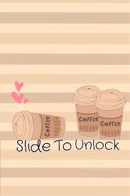 Cute Coffee Lock Screen Via We Heart It Dreamsky10 Com Best