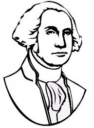 Free Printable George Washington Coloring Pages Throughout Page