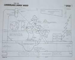 lumberjack sawin u0027 wood house pinterest woods woodworking