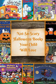 Cliffords Halloween by Not So Scary Halloween Books That Your Child Will Love
