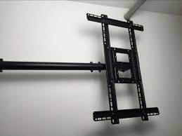 wmx008 2 tv montage au plafond flip tv plafond support