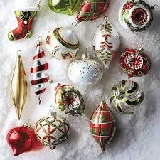 Frontgate Christmas Trees Uk by Stylish Designer Christmas Ornaments Christmas Decor Inspirations