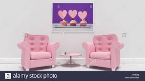 Pink Armchairs And Table Against Blank Picture Frame Against Stock ... Having A Moment For Pink Blanc Affair Sweet Pink Armchairs Architecture Interior Design Pair Of Lvet By Guy Besnard 1960s Market Kubrick Fauteuil Met Vleugelde Rugleuning In Snoeproze Hot Armchair Modern Living Room Ideas Nytexas Armchairs For Cie 1962 Set 2 Lara Armchair Fern Grey Lotus Velvet Decorating And Interiors Large Patchwork Sage Floral Home Decor Midcentury Dusty 1950s Sale