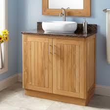 Narrow Depth Bathroom Vanity by 31