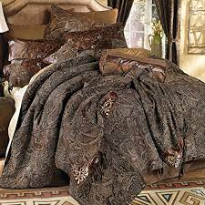 Western Paisley Beaumont Southwestern Bed Set King Rustic Bedding