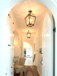 Foyer Lighting Ideas Entry Light Fixture Hallway Fixtures Home As Outdoor Fresh Rustic