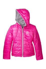 gerry reversible to berber jacket little girls u0026 big girls