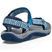 teva women u0027s hurricane 3 sandals mini denim blue bob u0027s stores