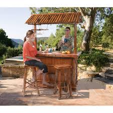 Portable Patio Bar Ideas by A Portable Bar Set Tent Bamboo Traditional Style U2013 Home Design And