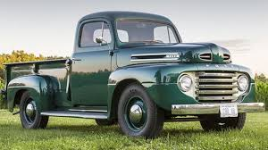 Find Of The Week: 1948 Ford F-68 Stepside Pickup | AutoTRADER.ca 1951 Ford F1 Gateway Classic Cars 7499stl 1950s Truck S Auto Body Of Clarence Inc Fords Turns 65 Hemmings Daily Old Ford Trucks For Sale Lover Warren Pinterest 1956 Fart1 Ford And 1950 Pickup Youtube 1955 F100 Vs1950 Chevrolet Hot Rod Network Trucks Truckdowin Old Truck Stock Photo 162821780 Alamy Find The Week 1948 F68 Stepside Autotraderca