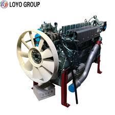 100 Diesel Truck Engines Sinotrukcnhtc Howo Generator 6 Cylinders Steyr Engine