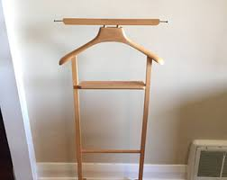 Mens Valet Dressing Chair by Vintage Mens Valet Stand Etsy