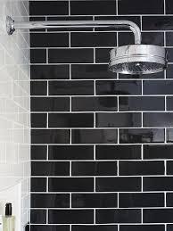 gray ceramic subway tile design ideas