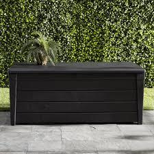 Suncast Resin Deck Box 50 Gallon by Keter Brightwood 120 Gallon Resin Deck Box U0026 Reviews Wayfair