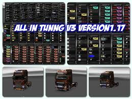 ALL IN TUNING V3 1.17 For ETS 2 -Euro Truck Simulator 2 Mods Coinental Tires Chrome Rims For All Trucks Mod For Ets 2 Repairs Service Heavy Truck Towing Sales And Repair 1954 Chevy Parts Beautiful All Older Chevrolet New Welcome To Collis Inc Unlock 129x Mod American Simulator Ats Wicks 2013 Mack Chu613 Day Cab Stk 3242 Euro Mods Tuning V 20 V20 Tunning Trucks Mods Truck Simulator