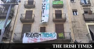bureau de change lyon sans commission post boom barcelona squatters occupy vanguard of spain s resistance