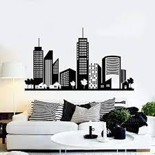 asfga architektur wandtattoo stadthaus villa stil