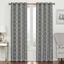 Boscovs Kitchen Curtains by Blackout Thermal U0026 Insulated Window Curtain Panels Boscov U0027s