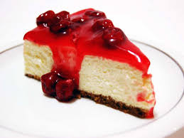 Home Whole Cakes Cherry Cheesecake