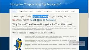 Hostgator Coupons 2015,2016,2017,2018 - New Hostgator Promo Codes Hostgator Coupon October 2018 Up To 99 Off Web Hosting Hostgator Code 100 Guaranteed Deal 2019 Domain Coupons Hostgatoruponcodein Discount Wp Calamo Hostgator Coupon Build Your Band Website In 5 Minutes And For Less Than 20 New 75 Off Verified Sep Codes Shared Plan Comparison Deals 11 Best Coupon Code India Codes Saves People Cash On Your