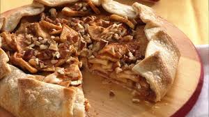 Cinnamon Apple Crostata Recipe