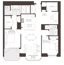 Mirage Two Bedroom Tower Suite by Planet Hollywood 2 Bedroom Suite Floor Plan Centerfordemocracy Org