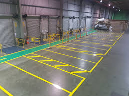 100 Melbourne Warehouses The Importance Of Road Marking And Warehouse Line Marking
