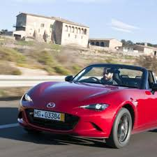 Mazda Hits The Spot With New MX5