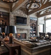 10 Chalet Chic Living Room Ideas For Ultimate Luxury And Comfortable Appeal