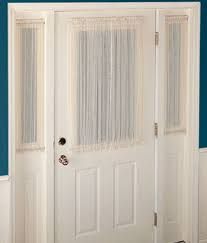 Front Door Side Window Curtain Panels by Door Window Treatments On Pinterest Sidelight Curtains Curtains And