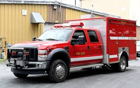 Sold 2009 Ford Light Duty Rescue Truck - Command Fire Apparatus
