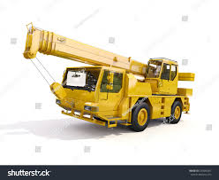 Truck Mounted Crane Stock Illustration 230046361 - Shutterstock