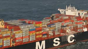 100 Shipping Container Shipping Rough Weather Caused More Than 270 Shipping Containers To Fall Off A Large Cargo Ship In The North Sea Including Ones Containing A Toxic Substance Some Of The Dangerous Material Washed Up On A Dutch
