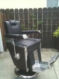 Emil J Paidar Barber Chair Headrest by 1958 Emil J Paidar Barber Chair Ebay