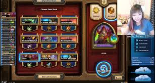 Top Decks Hearthstone Frozen Throne by Eloise U0027s Rank 1 Legend Miracle Rogue Hearthstone Decks