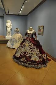 Some More Pictures Of The Gorgeous Ballgowns They Are Century But I Dont Care Period Ball Gowns Designed By Linda Leyendecker Gutierrez And Niti