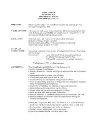 Clerical Resume Sample 5 Awesome Example Examples Of
